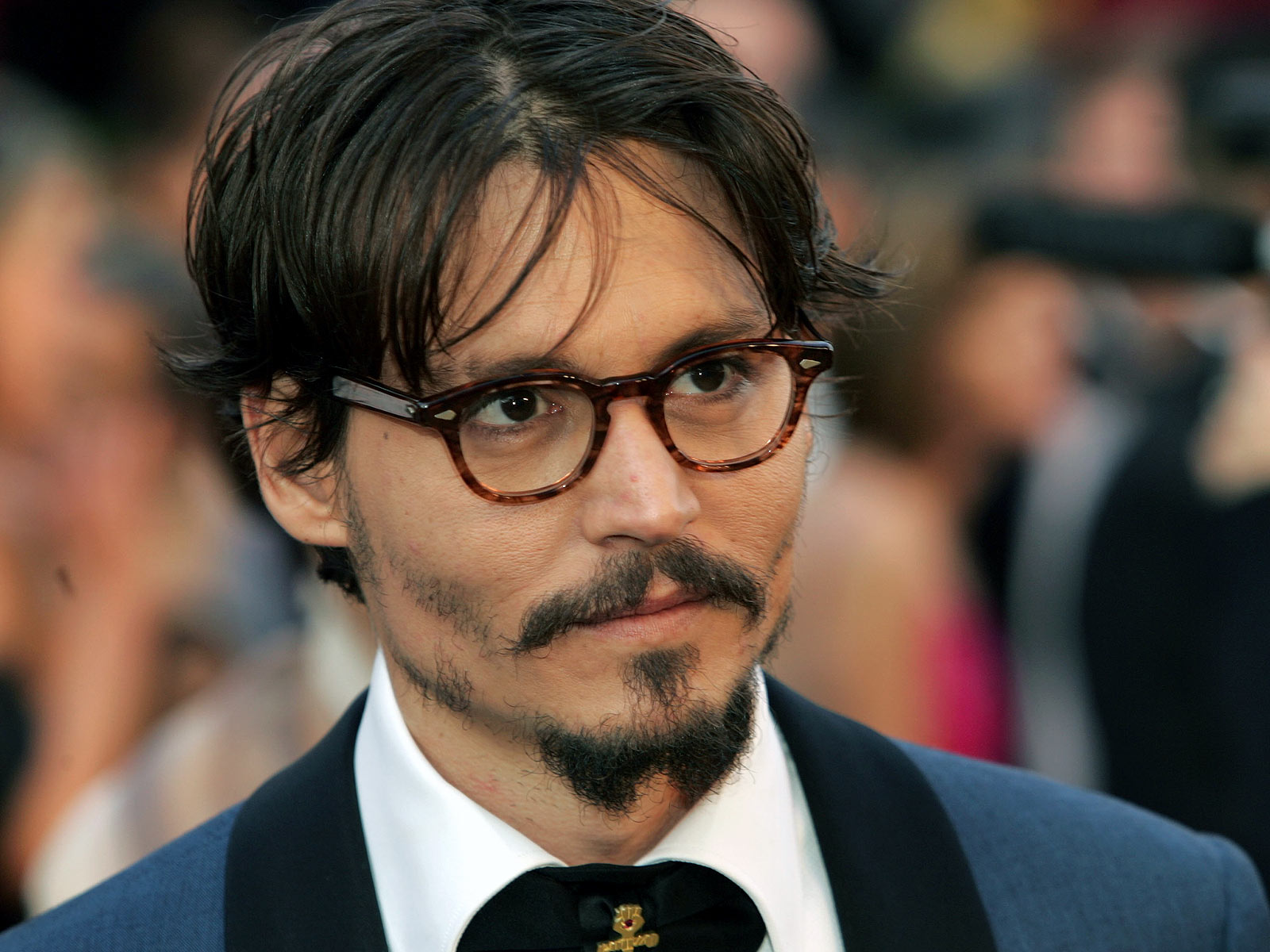 Johnny Depp: Biography of the Man, the Myth, and the Legend