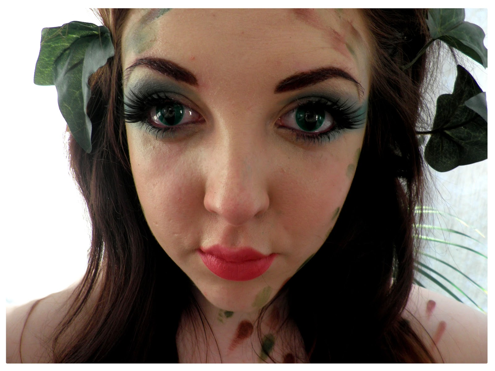 Halloween Makeup Ideas With Contacts Smock To Frock - Cheap Halloween Makeup Ideas