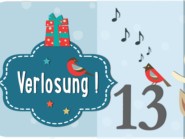 Adventskalender Türchen Nr. 13
