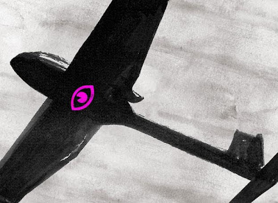 Spying the Friendly Skies - Drone aircraft used for recon in Afghanistan are now in Portland