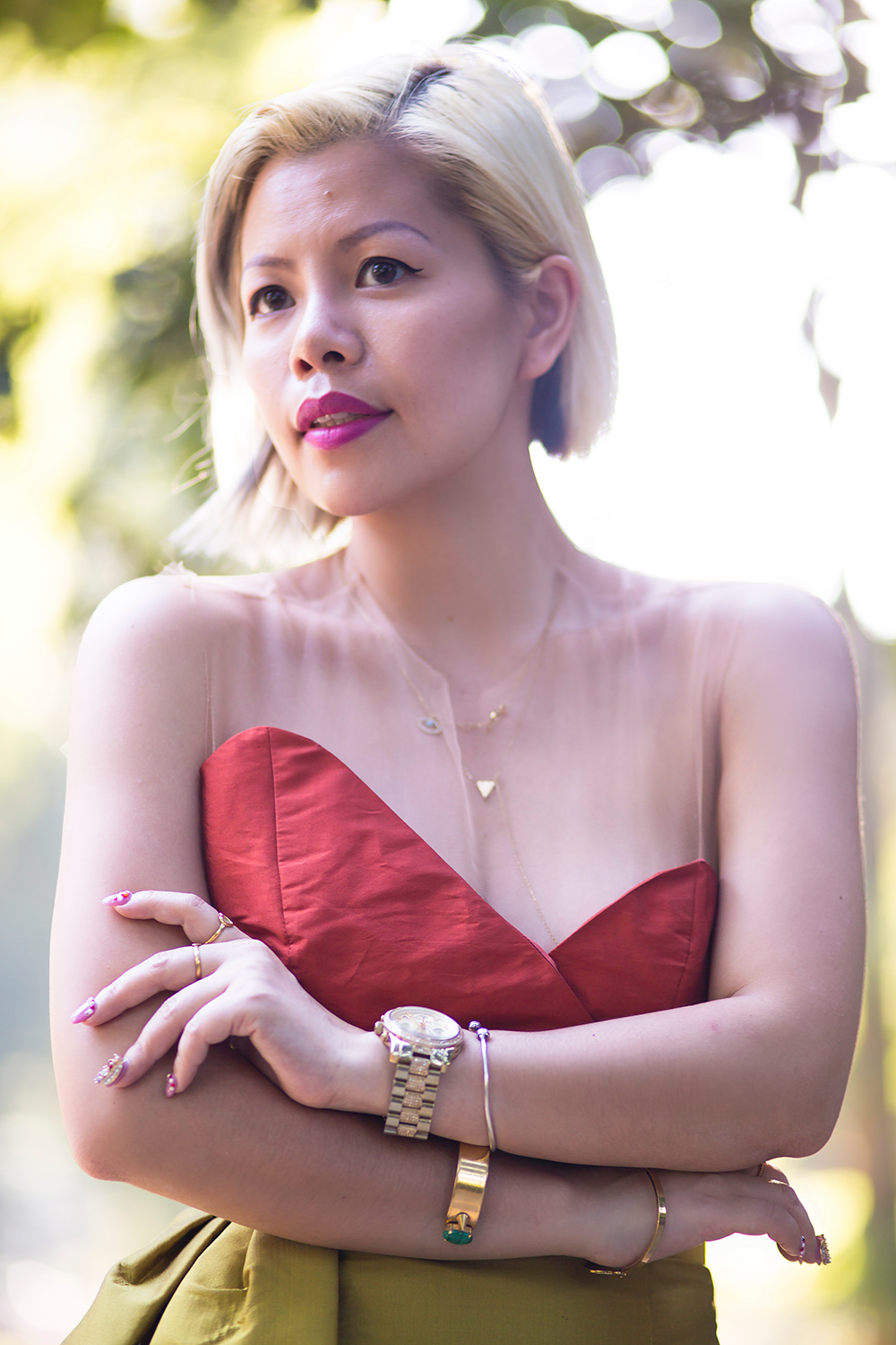 New York Central Park- Fashion Blogger- Crystal Phuong