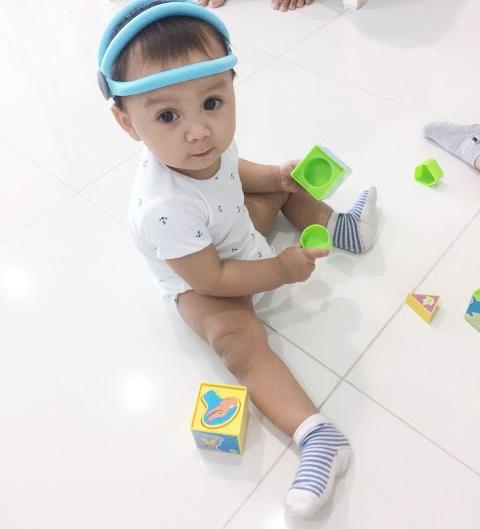 Rayyan Jadi Model LittleHood