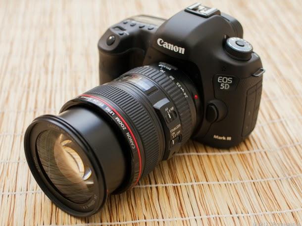 كاميرا كانون 5d