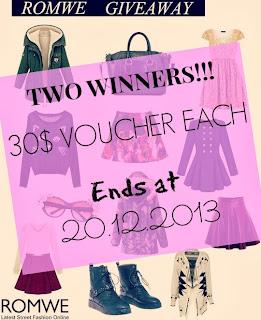 http://rubricasdamocas.blogspot.pt/2013/12/giveaway-2-winners-30-romwe.html