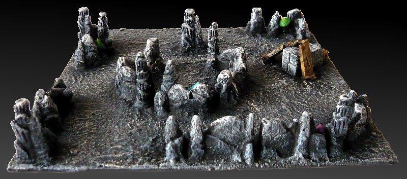 Skavenblight's Underground Scenery - Page 2 04-jaskinia_bez_wody4