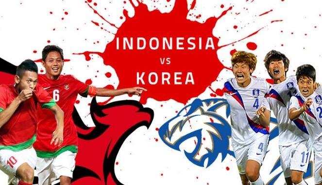 Indonesia vs Korea Selatan
