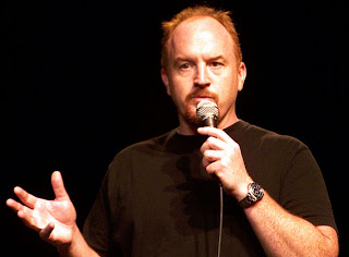 Louis C.K., stand-up, comic, microphone, funny, comedian