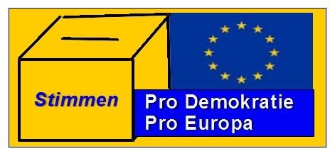 Pro Demokratie, Pro Europa