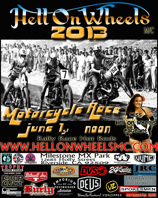 Hell on Wheels MC Blog