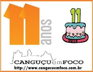 #CanguçuEmFoco11anos