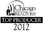 2006-2012 CAR Top Producer: Top 5% in Chicago!