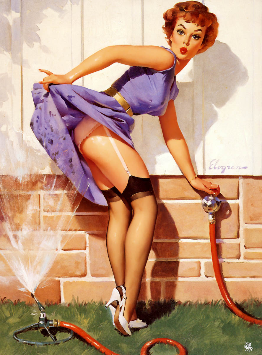 Japan Pin Up Art http://wytane.blogspot.com/2012/03/pin-up-passion.html