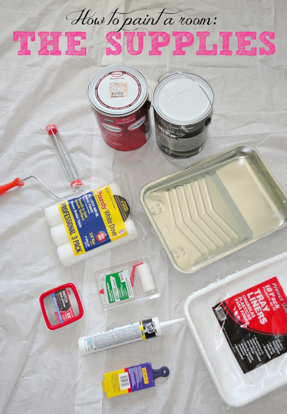 Tools needed to paint a room - Supplies Needed To Paint A Room Livelovediy How To Paint A Room