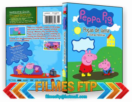 Peppa pig Poças de lama e outras historias 2014