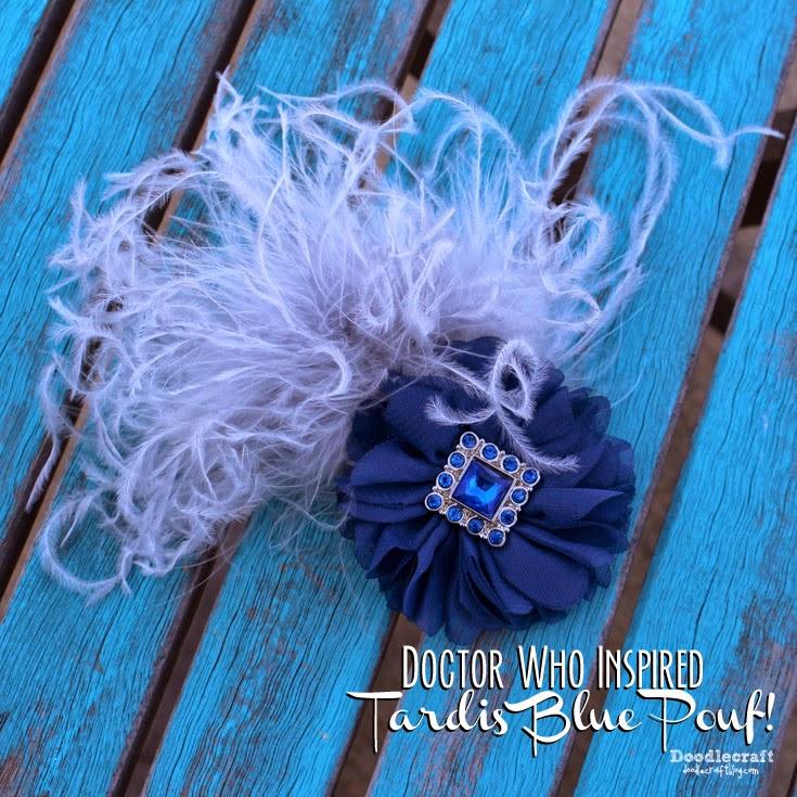 http://www.doodlecraftblog.com/2015/04/tardis-blue-shabby-chic-bow.html