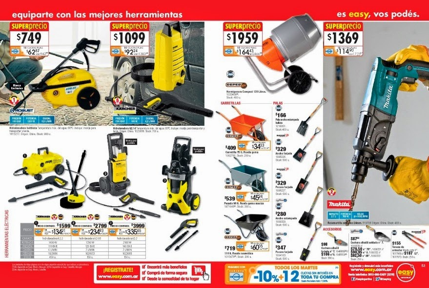 Catalogos Online Catalogo Easy Junio 2014