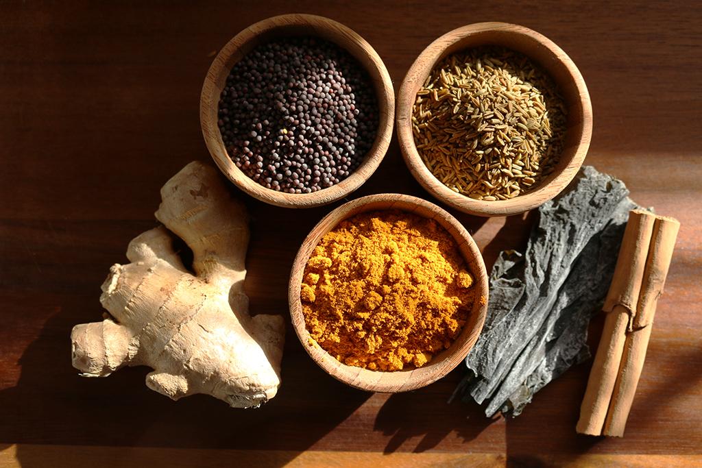 Kitchari Spices