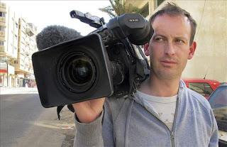 Un periodista francés muerto y otro herido en la ciudad siria de Homs