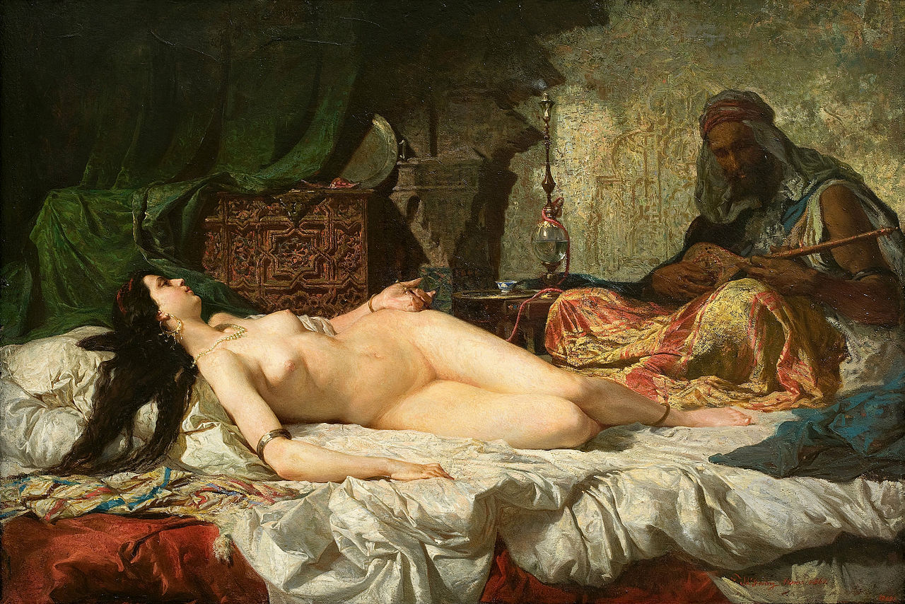 Consider, Boucher nude on sofa consider