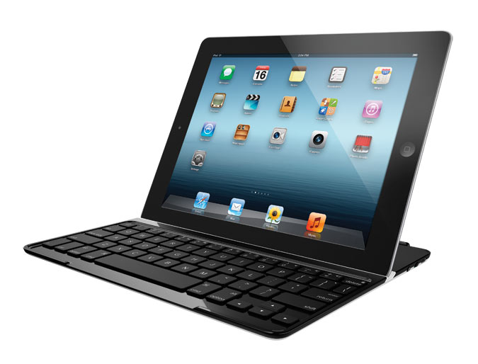 Logitech keyboard for iPad