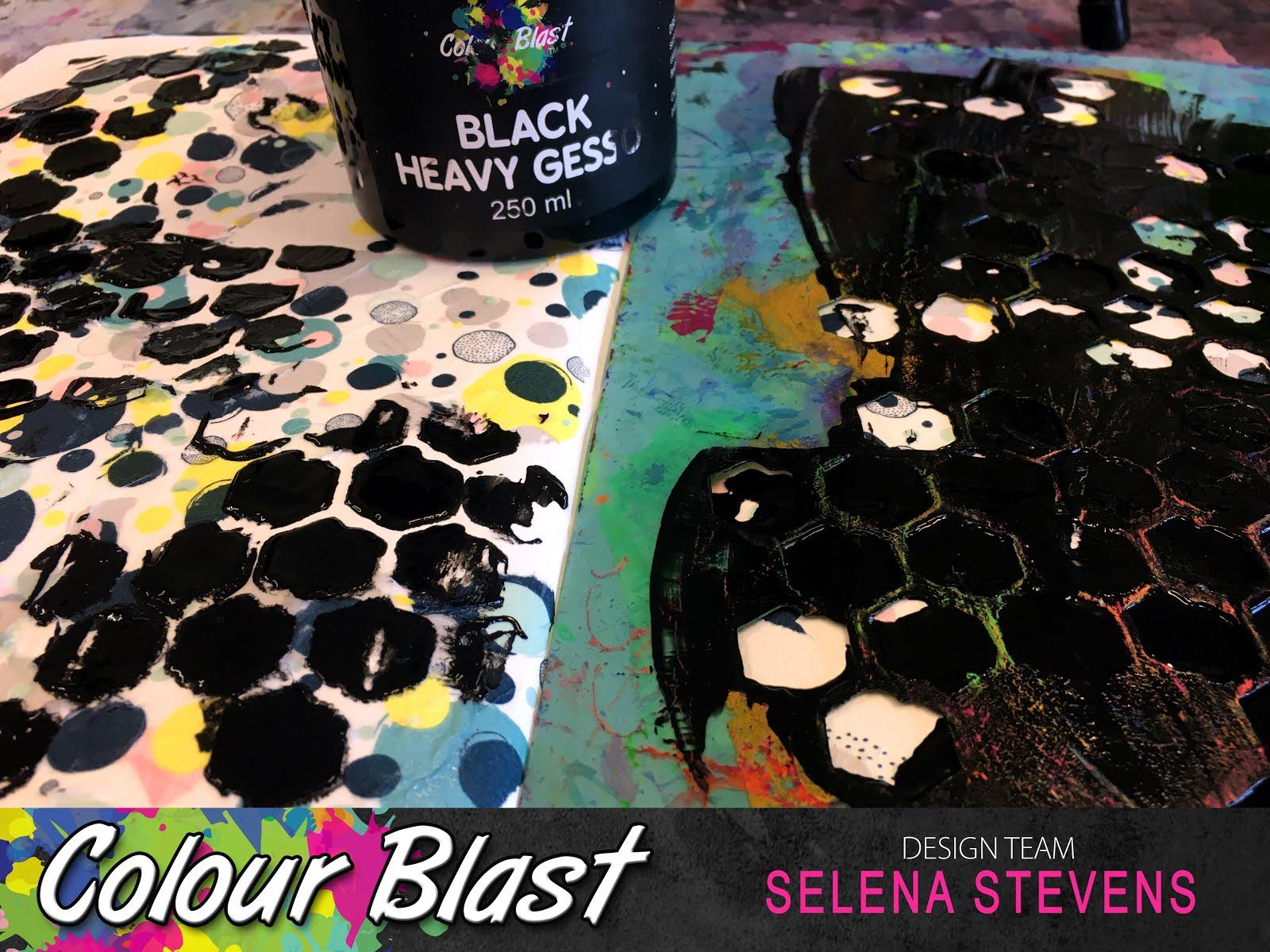 Selena Stencil