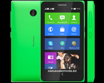 Nokia X Android Dual SIM Spesifikasi Dan Harga