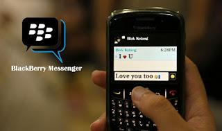 gambar Cara Cek Reinvite Kontak BBM di Blackberry