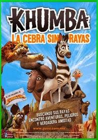 Khumba, la cebra sin rayas | 3gp/Mp4/DVDRip Latino HD Mega