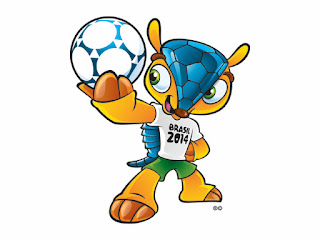 Mascot and 2014 World Cup Odds