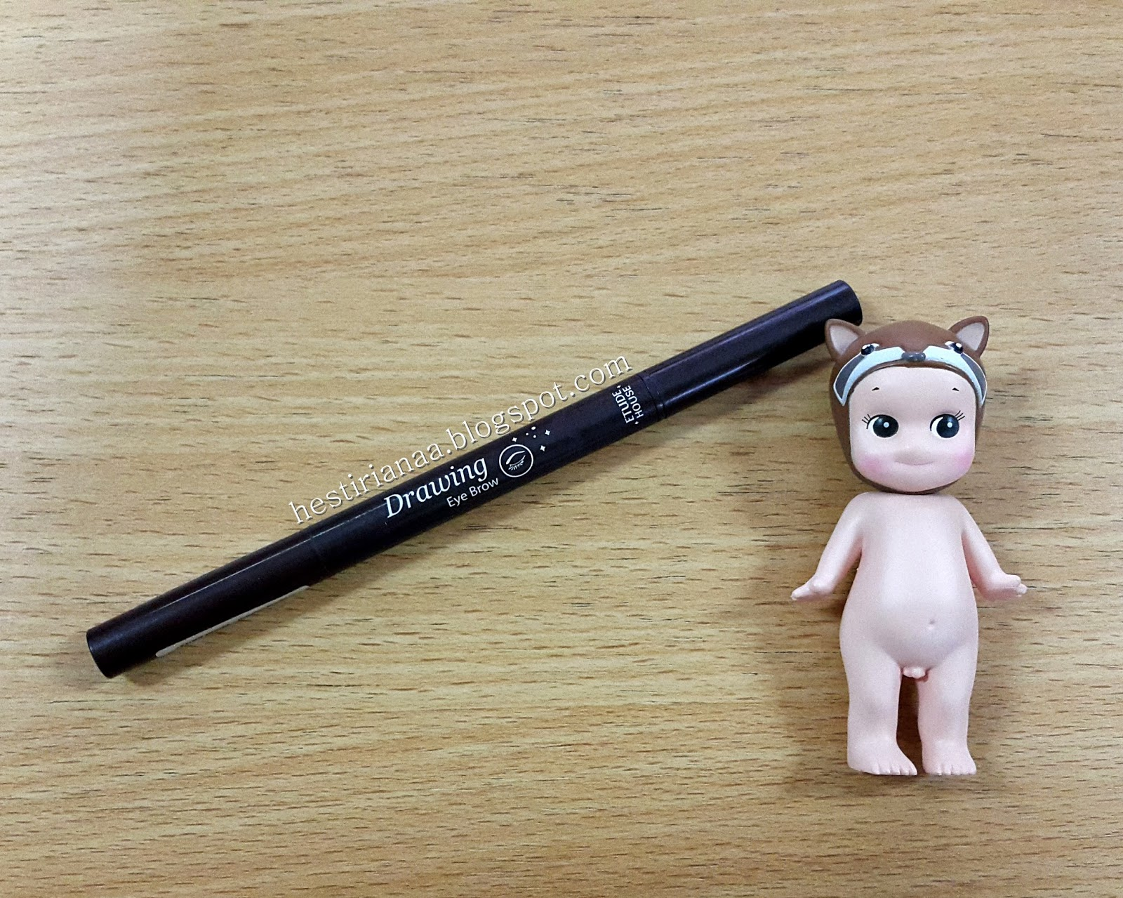 Hestis Beauty Journal Review Etude House Drawing Eye Brow 03 Eyebrow Brown