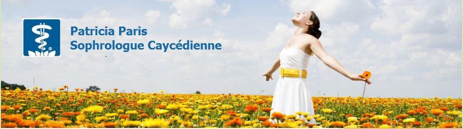 Sophrologie Aisne - Patricia Paris, Sophrologue Caycédienne