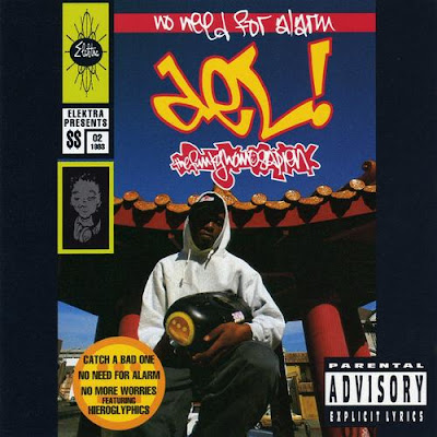Del The Funky Homosapien – No Need For Alarm (CD) (1993) (FLAC + 320 kbps)