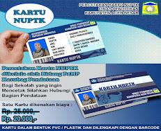 Kartu NUPTK Aceh Besar