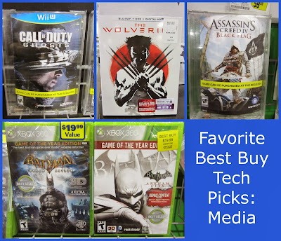 Favorite Best Buy Tech Picks: Media #onebuyforall #shop