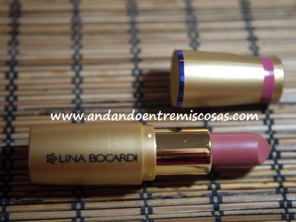 Labial Lina Bocardi Rosa Oscuro