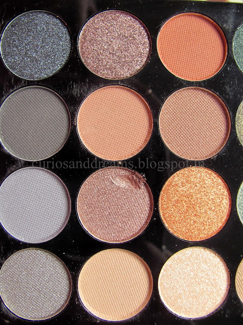 Accessorize Lovely Day Eyeshadow Palette Review