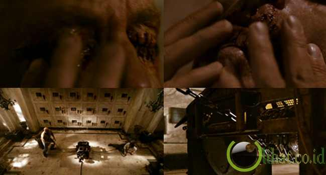 See No Evil Speak No Evil Saw IV