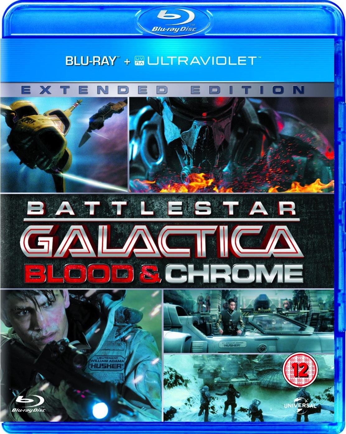 KOOL TV REVIEW: \'BATTLESTAR GALACTICA - BLOOD & CHROME\' BLU-RAY ...
