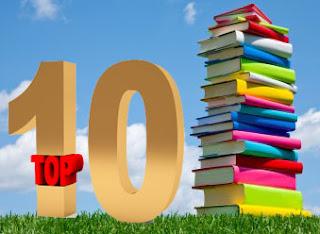 Lisa & Sarah's Top 10 Books For 2012.