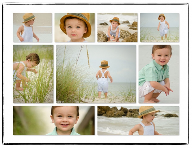 Beach Portrait Photography by Mark Block