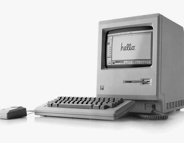 Моноблок Macintosh - 128К