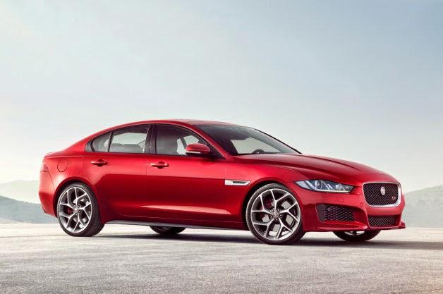 La nueva berlina deportiva, Jaguar XE