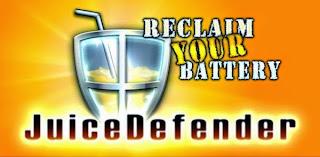 Penghemat Baterai JuiceDefender Battery Saver