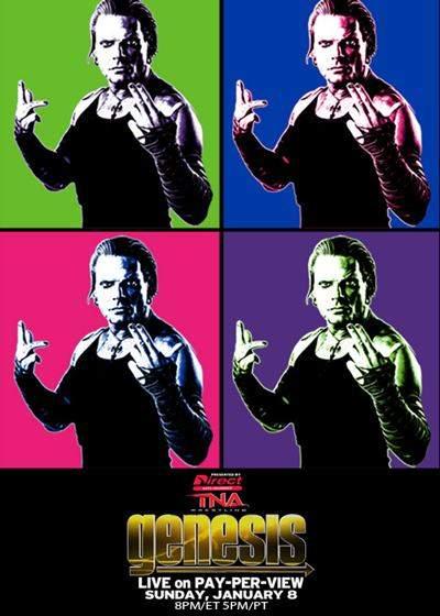 TNA Genesis 2012 Latino Dual HDTV Ver Online