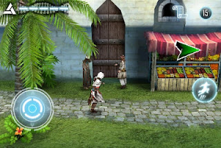 Free Download Andoid game Assassin's Creed Altaïr's Chronicles