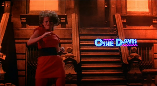 The opening number of Bye Bye Birdie was Spike Lee's inspiration for this. Gonna go cobble together that wacky mash-up of Rosie Perez shadow-boxing to Ann-Margret singing 'Bye Bye Birdie' in 10, 9, 8...