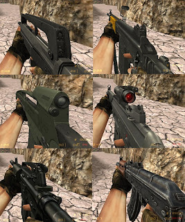 counter strike 1.6, rifle pictures, cs new skins