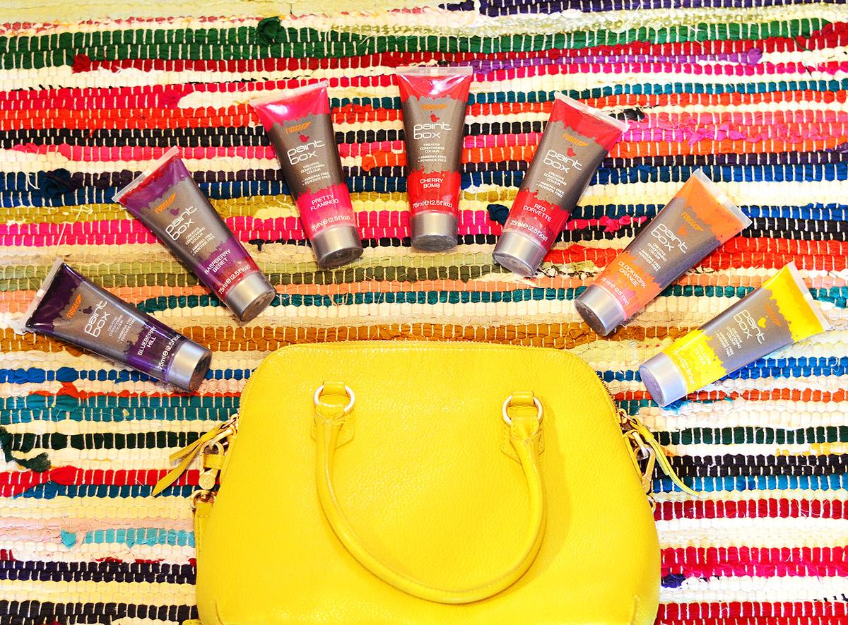 Fudge Urban Paintbox Colours