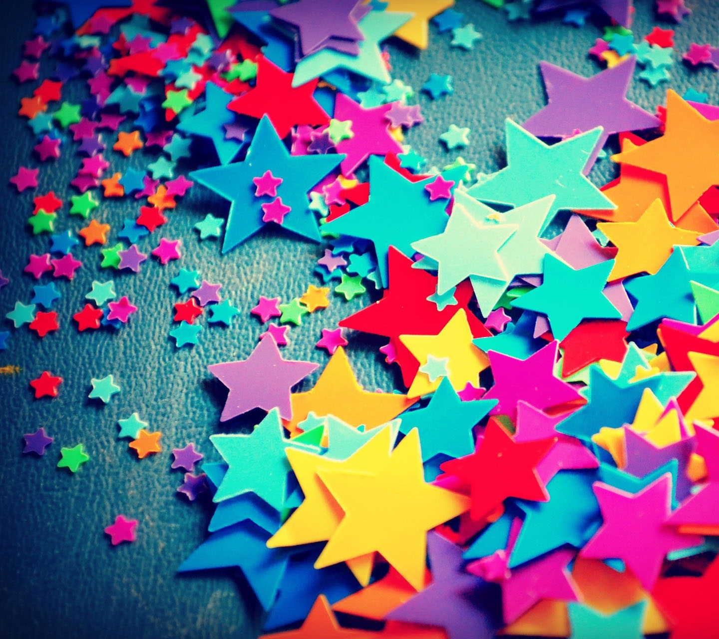 galaxy s3 wallpaper - colorful stars - hd wallpapers - 9to5wallpapers