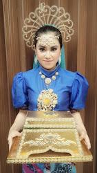 Mutia Arizka : Keunikan Indonesia dalam Satu Tarian